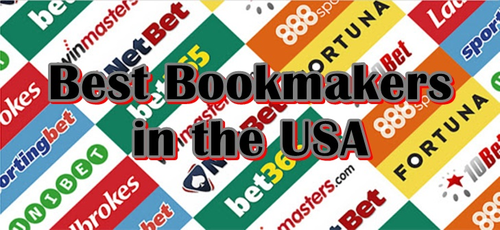 best Bookmakers in the USA