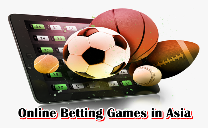 betting games in Asia