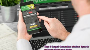 Top 5 Legal Canadian Sports Betting Sites